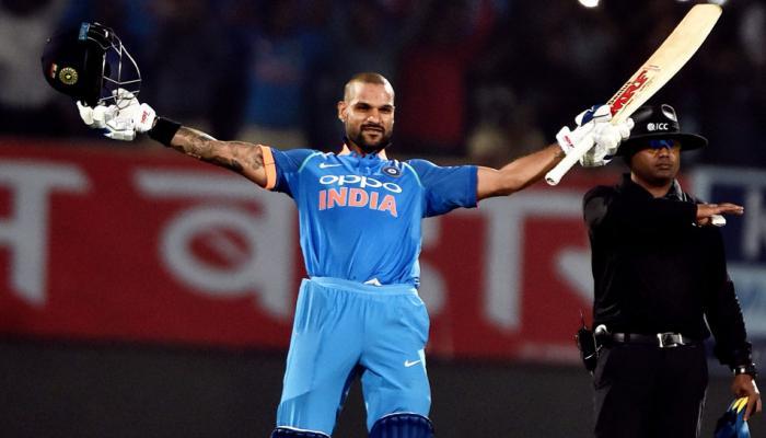 शिखर धवन ने अकेले ढहाया लंका का 'किला', लगातारी छठी सीरीज जीत टॉप पर पहुंची टीम इंडिया