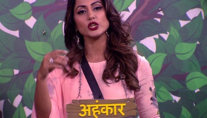 बिग बॉस 11: अंहकारी बनी हिना खान, दे डाली घरवालों को इतनी बड़ी धमकी!
