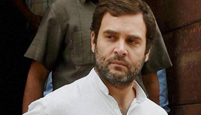 चुनावों में हार पर बोले राहुल, 'नतीजों से निराश नहीं, शालीनता ही कांग्रेस की ताकत'