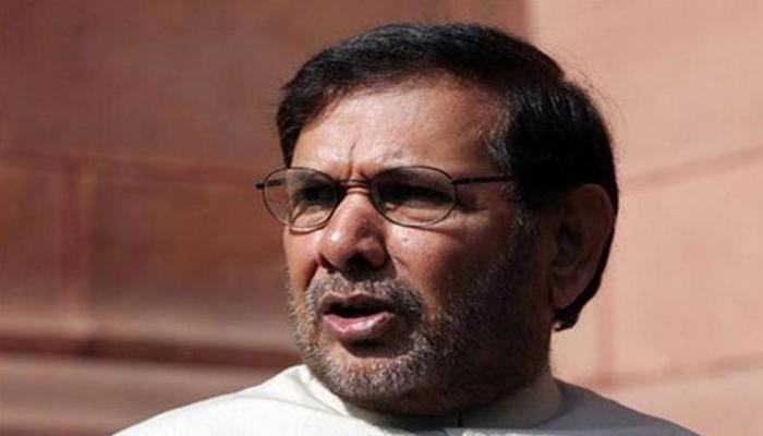 शरद यादव ने गुजरात के नतीजों को बताया कांग्रेस की 'महान कामयाबी'