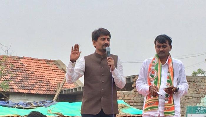 गुजरात चुनाव: रंग लाई अल्पेश ठाकोर की मेहनत, खुद जीते और 9 साथियों को भी बनवाया MLA