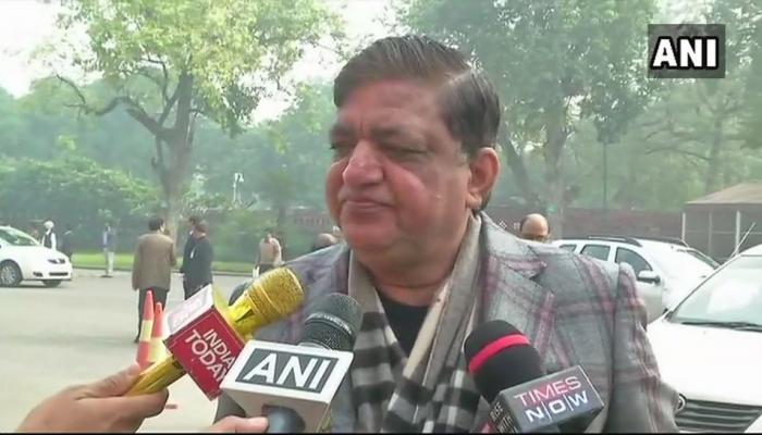 SP नेता नरेश अग्रवाल का BJP पर हमला, 'कल ये पूछेंगे, ये सुहागरात क्यों मना रहा है?'