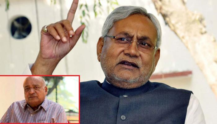 नीतीश कुमार और NDA का साथ नहीं आया रास, जदयू सदस्य ने दिया राज्यसभा से इस्तीफा