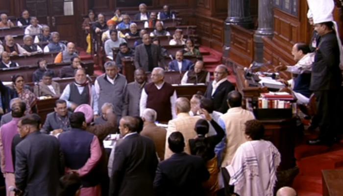 2G पर फैसला आते ही कांग्रेस का राज्यसभा में हंगामा, मांगा मोदी सरकार से जवाब