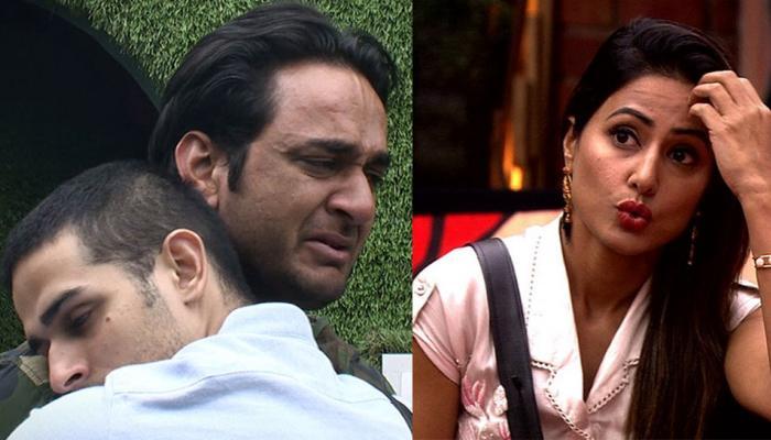 Bigg Boss 11: हिना खान ने विकास के साथ की ऐसी हरकत कि प्रियांक भी चिढ़ गए