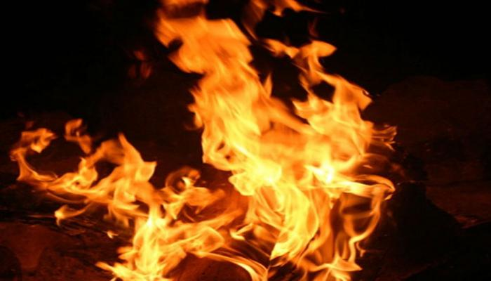 हैदराबाद: सिरफिरे आशिक ने गर्लफ्रेंड को किया आग के हवाले