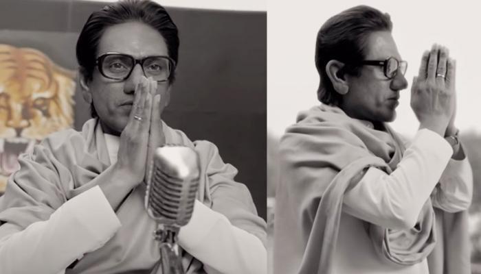 'ठाकरे' में नवाजुद्दीन का लुक: रोंगटे खड़े कर देगा 1 मिनट 43 सेकेंड का यह VIDEO