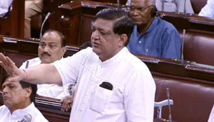 सपा नेता नरेश अग्रवाल ने राज्यसभा में उठाई सांसदों के वेतन में बढ़ोतरी की मांग