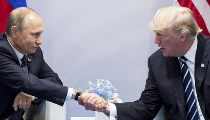 अमेरिका पर बरसे व्लादिमीर पुतिन, डोनाल्ड ट्रंप की नई सुरक्षा नीति को बताया 'आक्रामक'