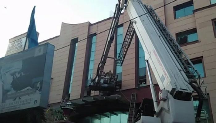 दिल्ली : मेट्रो हॉस्पिटल एंड कैंसर इंस्टीट्यूट में लगी आग, मरीजों को सुरक्षित निकाला गया