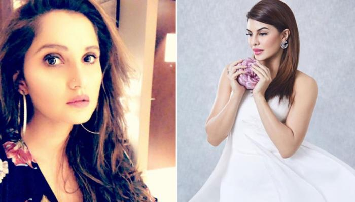 Jacqueline Fernandez wants to play sania mirza role in her biopic