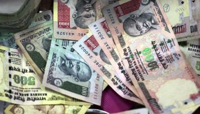 'नोटबंदी वाले वित्त वर्ष में दक्षिणी क्षेत्र की पारिवारिक जमा दर में गिरावट'