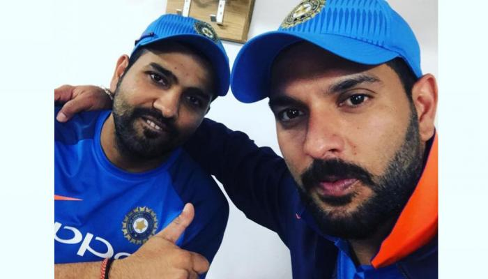 Yuvraj singh told Rohit sharma to avoid Ritika sajdeh but he married her