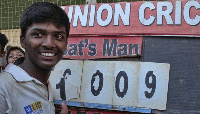 1009 रन की पारी खेलने वाले प्रणव धनवाडे ने छोड़ा क्रिकेट!, कारण जानकर हैरान रह जाएंगे