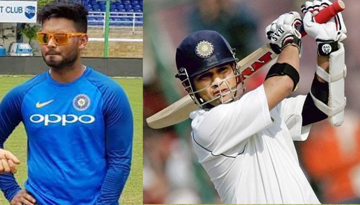रणजी ट्रॉफी फाइनल में ऋषभ पंत ने पहले दिन ही तोड़ा सचिन तेंदुलकर का रिकॉर्ड
