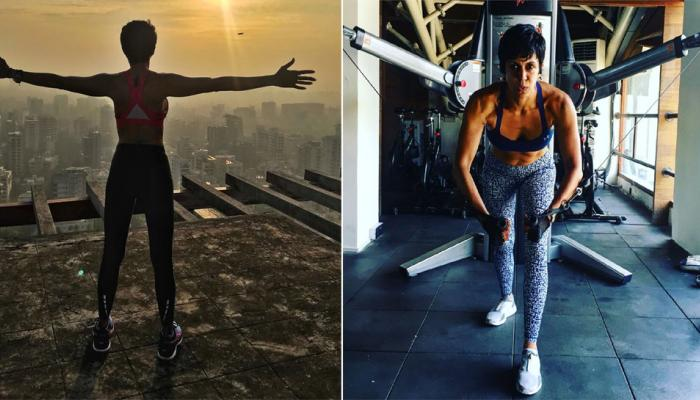 Mandira Bedi workout and diet plan is what fitness goals are made of