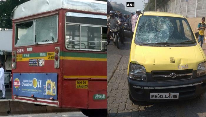 LIVE: पुणे हिंसा केे बाद महाराष्ट्र में कई जगह प्रदर्शन, बसों और अन्य वाहनों में तोड़फोड़