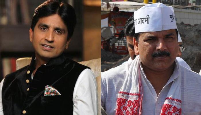 कुमार विश्वास नहीं जाएंगे राज्यसभा, संजय सिंह बने AAP के तीसरे प्रत्याशी