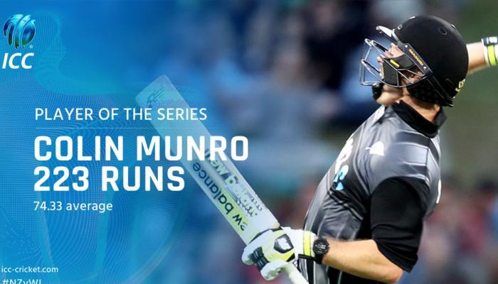 माउंट माउंगनुई टी-20 : मुनरो के शतक की बदौलत न्यूजीलैंड की रिकॉर्ड जीत
