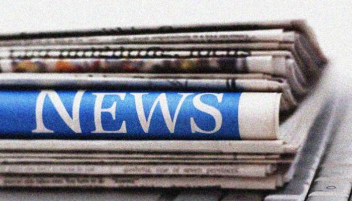 hindi and english newspaper on Aap Rajyasabha Row Dalit protest in Maharastra