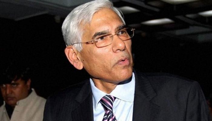 BCCI प्रशासक विनोद राय से 2जी पर पूछा सवाल तो बोले- आप क्रिकेट कवर करते हैं या...