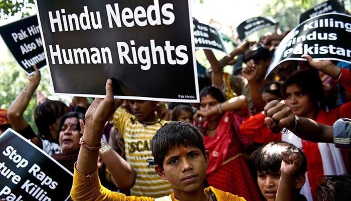 पाकिस्तान में 2 हिंदुओं की दिन-दहाड़े गोली मारकर हत्या, विरोध में सड़क पर उतरे लोग