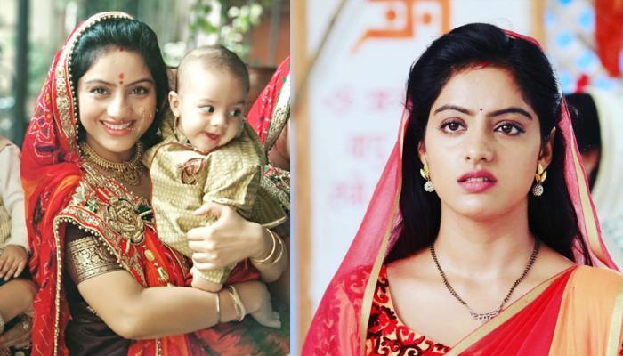 Diya Aur Baati Hum's Deepika Singh Enjoying with her baby