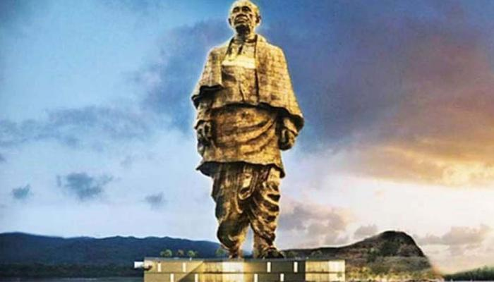 Top news of hindi and english newspaper statue of unity, Aadhar, Air Pollution, Lalu Yadav, Fodder scam and Bitcoin