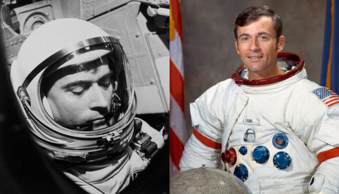 छह बार अंतरिक्ष की यात्रा कर रिकॉर्ड बनाने वाले वैज्ञानिक जॉन यंग का निधन