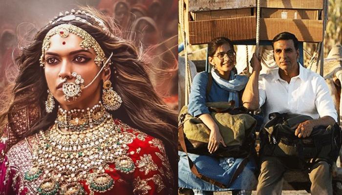 आ गई 'पद्मावत' की रिलीज डेट, अक्षय कुमार की 'पैडमैन' से होगी भिड़ंत