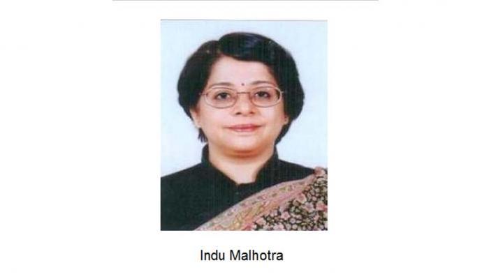 कौन हैं ये इंदू मल्होत्रा, जो वकील से सीधे बनने जा रही हैं सुप्रीम कोर्ट की जज!