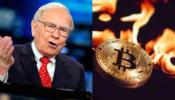 Bitcoin पर वारेन बफे का 'खुलासा', निवेश किया है तो जरूर पढ़ लें खबर