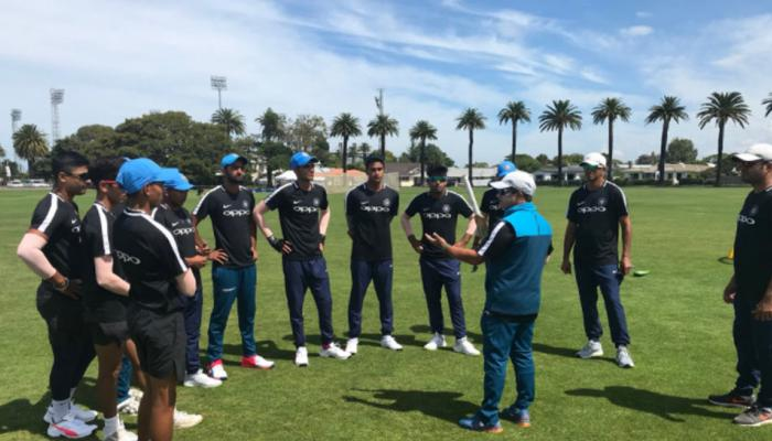 अंडर-19 वर्ल्डकप : कल टीम इंडिया की पहली ही भिड़ंत ऑस्ट्रेलिया से