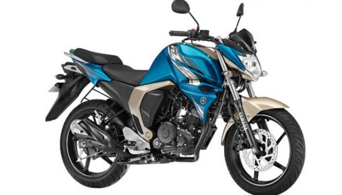 पिछले पहिए में डिस्क ब्रेक के साथ यामाहा ने पेश की नई बाइक