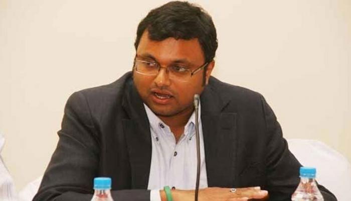 ED raids Karti Chidambaram's property in Chennai and Delhi