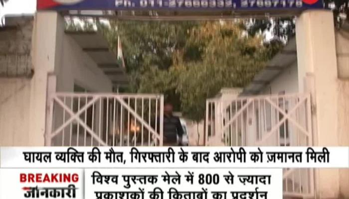 Hit and Run: DU student crashes into a 50-year-old man in his BM