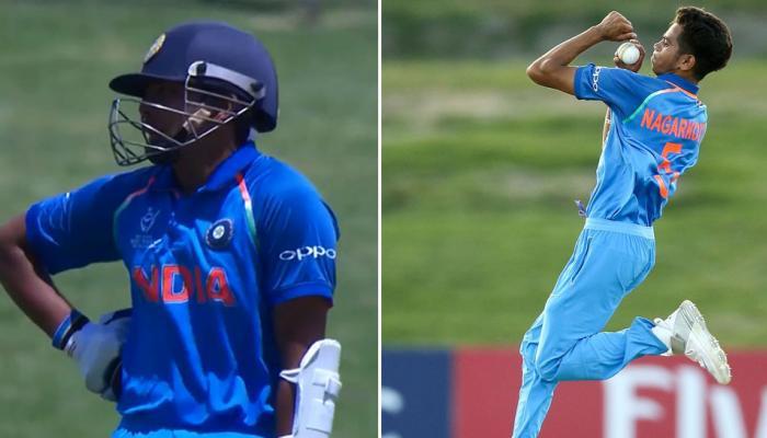 U-19 World CUP: 'पृथ्वी ब्रिगेड' ने पहले ही मैच में दिखाया दम, ऑस्ट्रेलिया को 100 रन से हराया