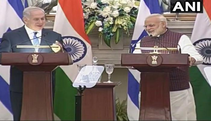 भारत-इजरायल के बीच हुए 9 समझौते, PM नेतन्याहू बोले-पीएम मोदी आप क्रांतिकारी नेता हैं
