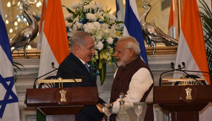 भारत-इजरायल के रिश्ते नए शिखर पर, साइबर सुरक्षा सहित 9 अहम समझौतों पर करार