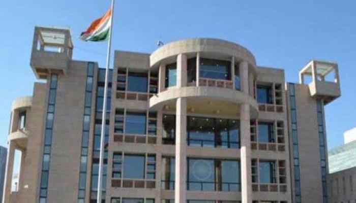 काबुल में भारतीय दूतावास के पास गिरा रॉकेट, एम्बेसी के सभी स्टाफ सुरक्षित