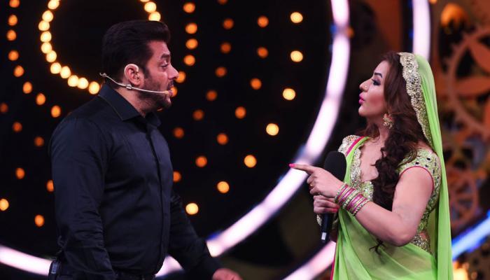 बॉलीवुड के 'दबंग' सलमान खान ने शिल्पा शिंदे को दे दिया यह अनोखा OFFER