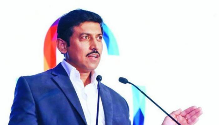 राज्यवर्धन सिंह राठौड़ ने कहा, अब खिलाड़ियों के साथ कोच को भी सरकार देगी बढ़ावा