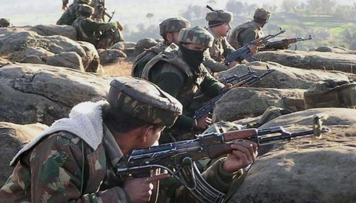 जम्मू-कश्मीर: पुंछ में पाकिस्तान ने किया सीजफायर उल्लंघन, सेना का कैप्टन घायल