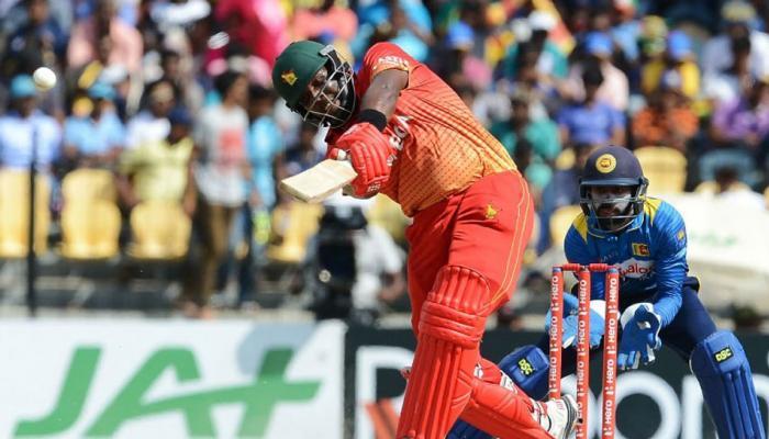 जिम्बाब्वे की श्रीलंका पर रोमांचक जीत