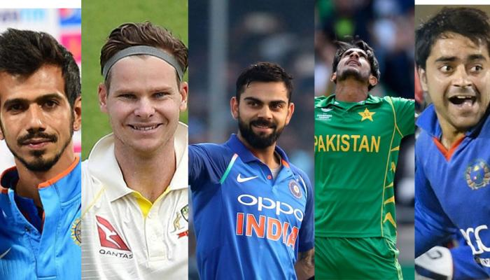 ICC Awards : These were some special players along with Virat kohli