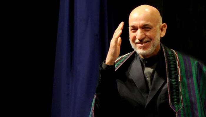 अफगानिस्तान के पूर्व राष्ट्रपति हामिद करजई ने कहा, 'हाफिज सईद के खिलाफ कई सारे सबूत'
