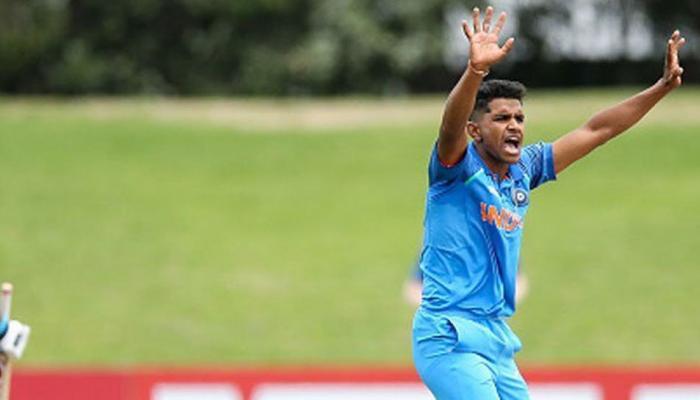 U-19 वर्ल्डकप : आखिरी मैच में भारत ने जिंबाब्वे को 10 विकेट से रौंदा