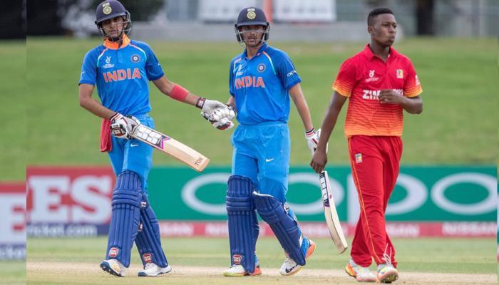 U-19 Worlcup : राहुल द्रविड़ के शागिर्दों ने जीत की हैट्रिक में बनाया ये रिकॉर्ड