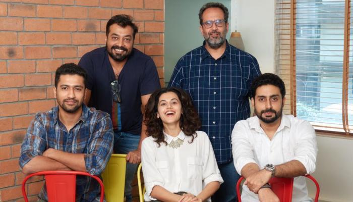 मनमर्जियां: फरवरी में शुरू होगी अभिषेक बच्चन और तापसी की फिल्म की शूटिंग, देखें Pic
