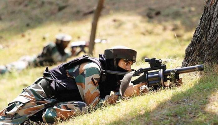 VIDEO: BSF ने पाकिस्तान के कई पोस्ट और बंकरों को किया बर्बाद, पाक रेंजर्स के हथियार भी तबाह